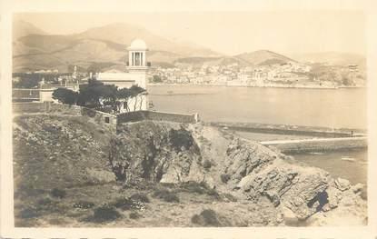 "/ CARTE PHOTO 66 ""Banyuls sur Mer"""