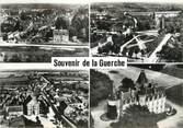 """18 Cher / CPSM FRANCE 18 """"Souvenir de La Guerche sur l'Aubois"""""""