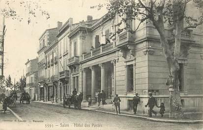 """CPA FRANCE 13 """"Salon, Hôtel des Postes"""""""