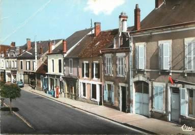 """/ CPSM FRANCE 18 """"Jouet sur l'Aubois, la place"""""""