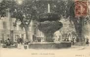 "13 Bouch Du Rhone CPA FRANCE 13 ""Salon, la grande fontaine"""