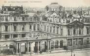 """75 Pari  CPA FRANCE  75 """"Paris"""" /  Série La Commune  1871 """"le palais royal incendié """""""