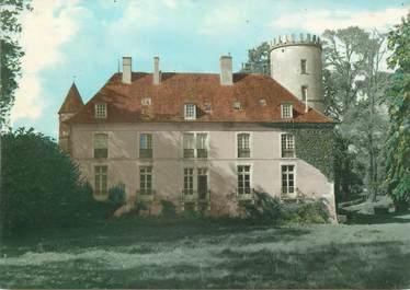 """/ CPSM FRANCE 18 """"Jalognes, le château de Passelières"""""""