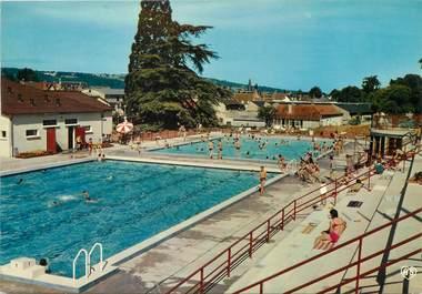 Cpsm france 18 saint amand montrond la piscine 18 for Piscine paris 18