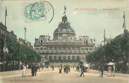 """CPA FRANCE 42 """"Saint Etienne"""""""