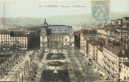 """CPA FRANCE 42 """"Saint Etienne, Marengo, la préfecture"""""""