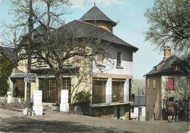 """/ CPSM FRANCE 19 """"Aubazine, hôtel Lachaud"""""""
