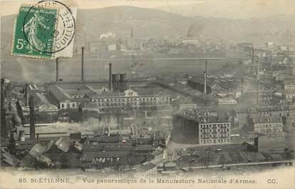 """CPA FRANCE 42 """"Saint Etienne, Manufacture Nationale d'Armes"""""""