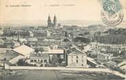 """54 Meurthe Et Moselle CPA FRANCE 54 """"Lunéville, vue générale"""""""