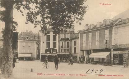 "CPA FRANCE 09 ""Ax Les Thermes, place du Breilh"""