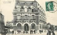 """76 Seine Maritime CPA FRANCE 76 """"Elbeuf, banque de France / BDF"""