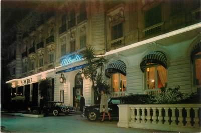 "CPSM FRANCE 06 ""Nice, hôtel Atlantic"""
