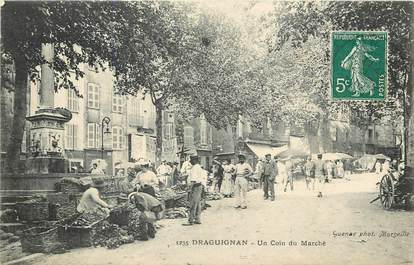 "CPA FRANCE 83 ""Draguignan"""