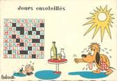 """Illustrateur CPSM ILLUSTRATEUR BARBEROUSSE """"...Jours ensoleillés"""""""