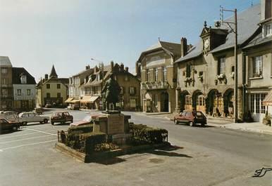 "CPSM FRANCE 19 ""Lubersac, la place Municipale"""