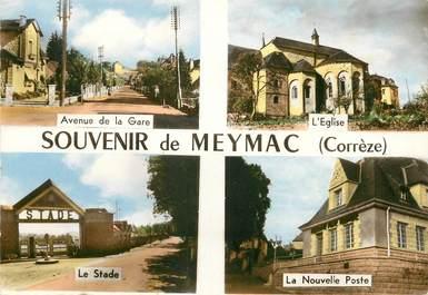 """CPSM FRANCE 19 """"Souvenir de Meymac"""""""