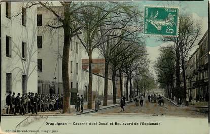 """CPA FRANCE 83 """"Draguignan, Bld de l'Esplanade"""""""
