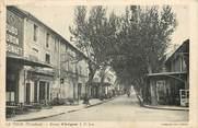 """84 Vaucluse CPA FRANCE 84 """"Le Thor, rte d'Avignon"""""""