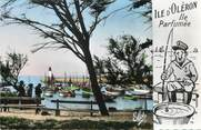 """17 Charente Maritime / CPSM FRANCE 17 """"Ile d'Oléron, le joli port de la Cotinière"""""""