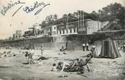 """14 Calvado / CPSM FRANCE 14 """"Villerville, sur la plage au pied du Casino"""""""