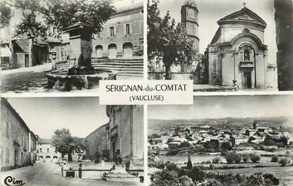 """CPSM FRANCE 84 """"Sérignan du Comtat"""""""