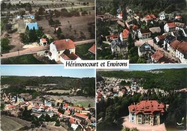 """/ CPSM FRANCE 25 """"Hérimoncourt et environs"""""""
