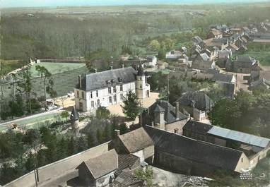 """/ CPSM FRANCE 28 """"Aunay sous Auneau, le château de Grandmont"""""""