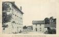 """/ CPA FRANCE 43 """"Montfaucon du Velay, la gare et l'hôtel de la gare"""""""