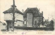 "42 Loire / CPA FRANCE 42 ""Charlieu, château de Tigny"""