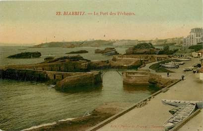 "CPA FRANCE 64 ""Biarritz"""