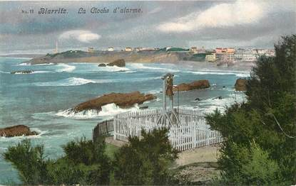 "CPA FRANCE 64 ""Biarritz"""