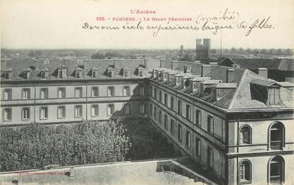 """/ CPA FRANCE 09 """"Pamiers, le grand Séminaire"""""""