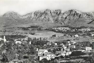 """/ CPSM FRANCE 20 """"Corse, Calacuccia et le monte Cinto """""""