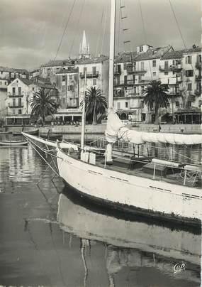 "/ CPSM FRANCE 20 ""Corse, Calvi, le port"""