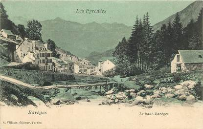 "CPA FRANCE 65 ""Barèges"""
