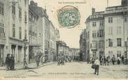 "54 Meurthe Et Moselle / CPA FRANCE 54 ""Pont A Mousson, rue Victor Hugo"""