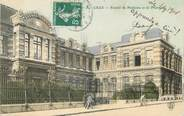 """59 Nord / CPA FRANCE 59 """"Lille, faculté de Médecine et de Pharmacie"""""""