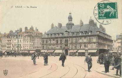 """/ CPA FRANCE 59 """"Lille, la Bourse """""""