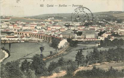 "CPA FRANCE 15 ""Aurillac, panorama"""