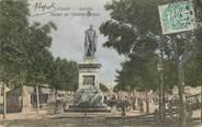 """15 Cantal CPA FRANCE 15 """"Aurillac, statue du Général Delzon"""""""