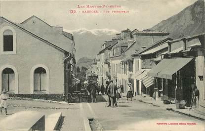 "/ CPA FRANCE 65 ""Barèges, rue principale"""