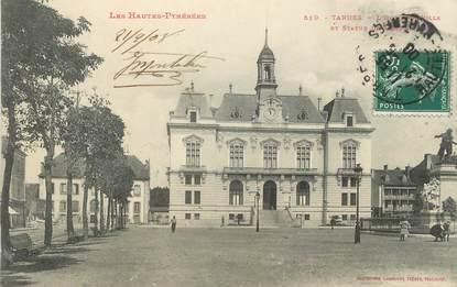 """/ CPA FRANCE 65 """"Tarbes, l'hôtel de ville"""""""