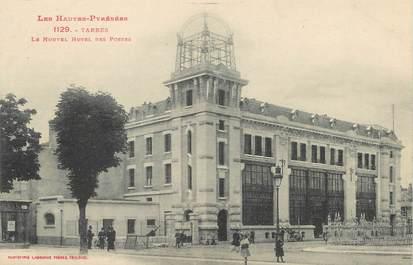 """/ CPA FRANCE 65 """"Tarbes, le nouvel hôtel des postes """""""