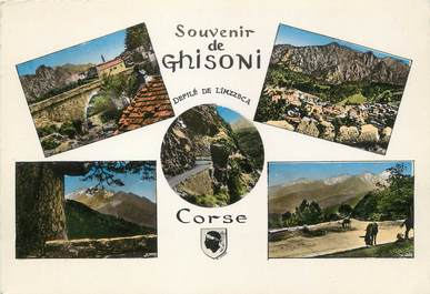 "/ CPSM FRANCE 20 ""Corse, Ghisoni"""