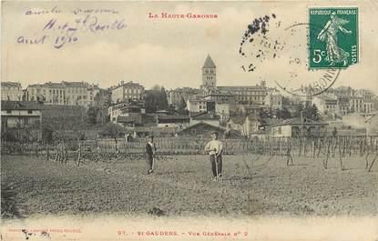 """CPA FRANCE 31 """"Saint Gaudens, vue générale"""""""