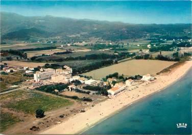 """/ CPSM FRANCE 20 """"Corse, Moriani plage, vue générale"""""""