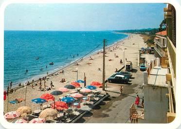 "/ CPSM FRANCE 20 ""Corse, Moriani plage"""
