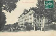 """64 PyrÉnÉe Atlantique / CPA FRANCE 64 """"Saliès de Béarn, le grand hôtel du Parc"""""""