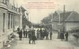 """/ CPA FRANCE 88 """"La Frontière de la Schlucht le 11 septembre 1908, la foule aux abords du chalet Hartmann"""""""