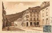 "88 Vosge / CPA FRANCE 88 ""Raon l'étape, rue Jules Ferry"""